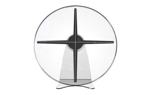 LEDビジョン/ホログラム LED ファン -Stand Type 52cm-