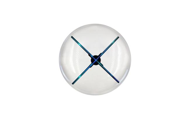 LEDビジョン/ホログラム LED ファン -Hologram Display Cover-1-」