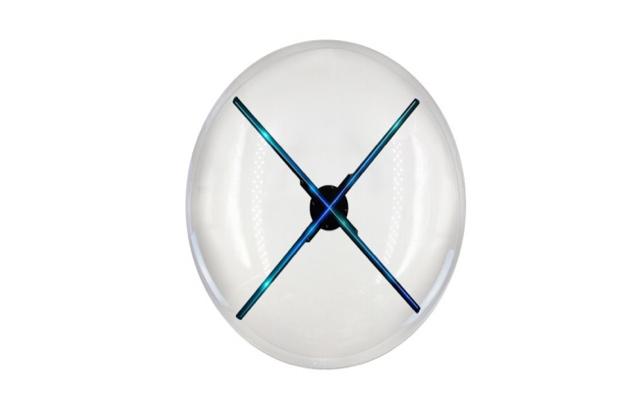 LEDビジョン/ホログラム LED ファン -Hologram Display Cover-3-」