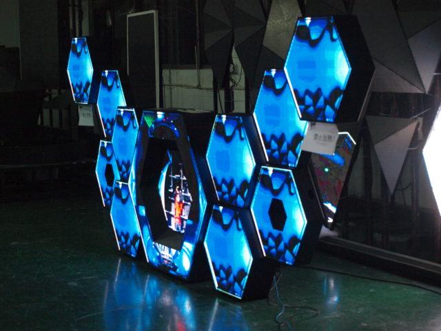 LEDビジョン/DJブース「ビー・ネスト-BEE NEST|DGX社製」