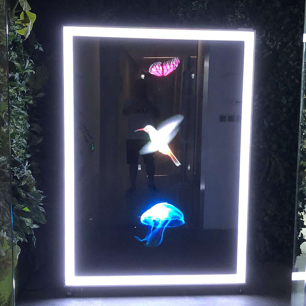 LEDビジョン/ホログラム LED ファン -3D Hologram BOX -STAND BOX FAN-」
