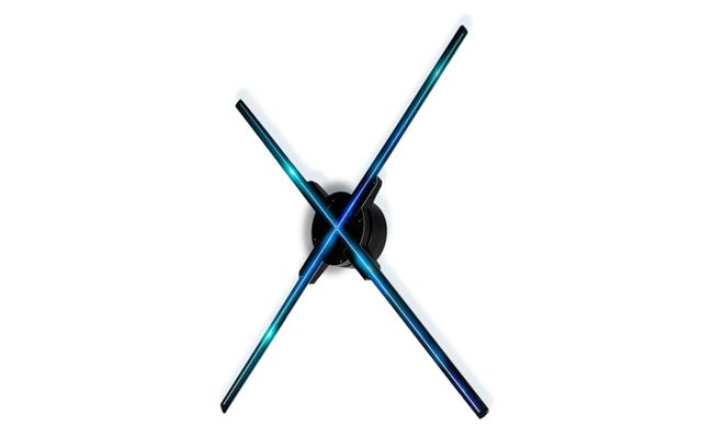 LEDビジョン/ホログラム LED ファン -100cm-