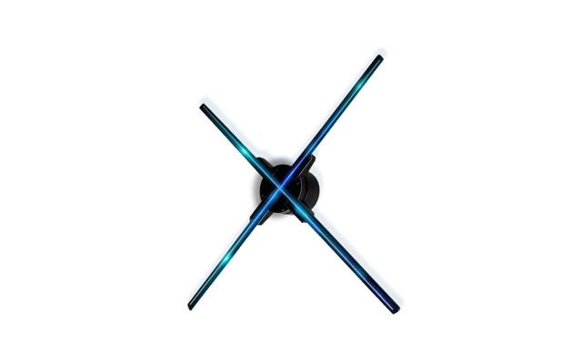 LEDビジョン/ホログラム LED ファン -52cm-」